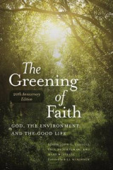 Omslag - The Greening of Faith