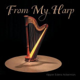 Omslag - From My Harp