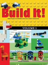 Omslag - Build It! Volume 1