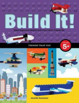 Omslag - Build It! Things That Fly