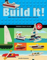 Omslag - Build It! Things That Float