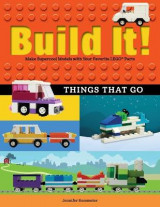 Omslag - Build It! Things That Go