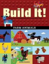 Omslag - Build It! Farm Animals