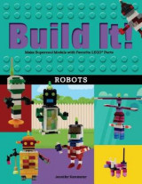Omslag - Build It! Robots