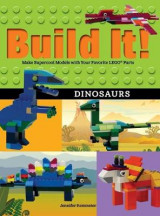 Omslag - Build It! Dinosaurs