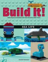 Omslag - Build It! Sea Life