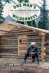 Omslag - One Man's Wilderness, 50th Anniversary Edition