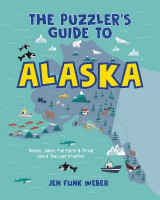 Omslag - The Puzzler's Guide to Alaska