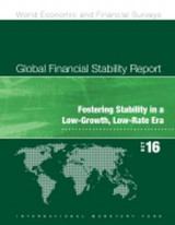 Omslag - Global Financial Stability Report