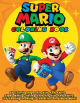 Omslag - Super Mario Coloring Book