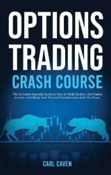 Omslag - Options trading crash course