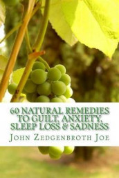 60 Natural Remedies to Guilt, Anxiety, Sleep Loss & Sadness av John Zedgenbroth Joe (Heftet)