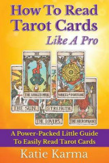 Omslag - How to Read Tarot Cards Like a Pro