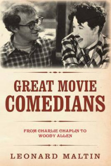 The Great Movie Comedians av Leonard Maltin (Heftet)