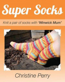 Super Socks av Christine Perry (Heftet)