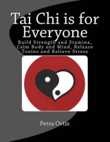 Omslag - Tai Chi Is for Everyone, Illustrated and Full Colour