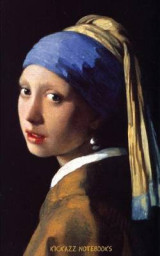 Omslag - Girl with a Pearl Earring