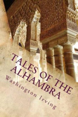 Omslag - Tales of the Alhambra