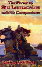 The Story of Sir Launcelot and His Companions av Howard Pyle (Innbundet)