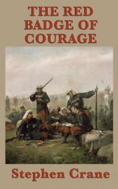 The Red Badge of Courage av Stephen Crane (Innbundet)