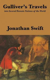 Gulliver's Travels av Jonathan Swift (Innbundet)