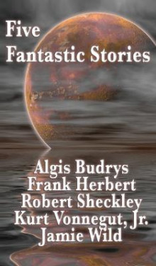 Five Fantastic Stories av Frank Herbert (Innbundet)