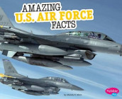 Amazing U.S. Air Force Facts av Mandy R Marx (Innbundet)