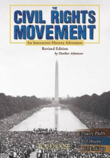 Omslag - Civil Rights Movement: an Interactive History Adventure (You Choose: History)
