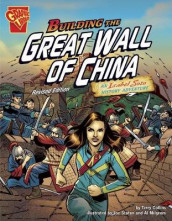 Building the Great Wall of China: an Isabel Soto History Adventure (Graphic Expeditions) av Terry Collins (Heftet)