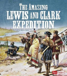 The Amazing Lewis and Clark Expedition av Jean F Blashfield (Innbundet)
