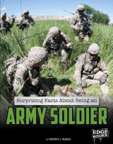 Omslag - Surprising Facts about Being an Army Soldier