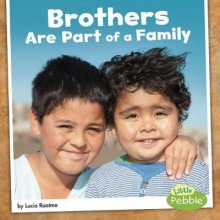 Brothers Are Part of a Family av Lucia Raatma (Heftet)