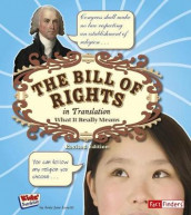 The Bill of Rights in Translation av Amie Jane Leavitt (Innbundet)