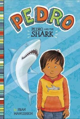 Omslag - Pedro and the Shark