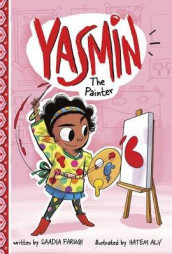 Yasmin the Painter av Saadia Faruqi (Innbundet)