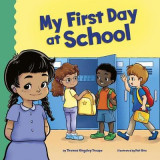Omslag - My First Day at School