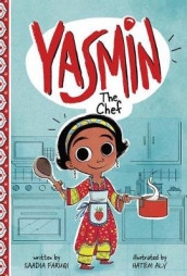 Yasmin the Chef av Saadia Faruqi (Heftet)