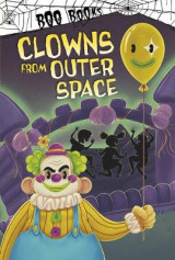 Omslag - Clowns from Outer Space
