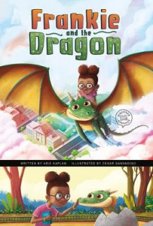 Frankie and the Dragon av Arie Kaplan (Innbundet)
