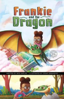 Frankie and the Dragon av Arie Kaplan (Heftet)