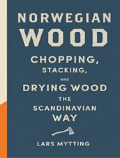 Norwegian Wood av Lars Mytting (Lydbok-CD)