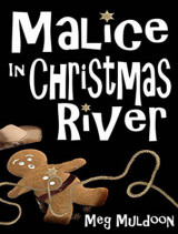 Omslag - Malice in Christmas River