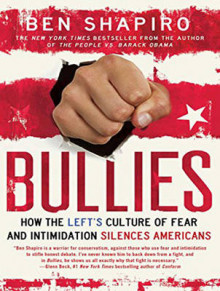 Bullies av Ben Shapiro (Lydbok-CD)