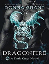 Dragonfire av Donna Grant (Lydbok-CD)
