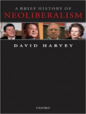 A Brief History of Neoliberalism av David Harvey (Lydbok-CD)