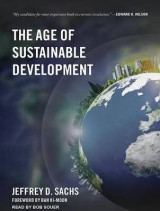 Omslag - The Age of Sustainable Development