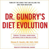 Omslag - Dr. Gundry's Diet Evolution