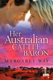 Her Australian Cattle Baron av Margaret Way (Heftet)