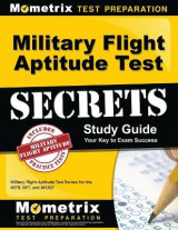 Omslag - Military Flight Aptitude Test Secrets Study Guide