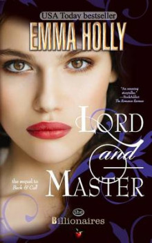 Lord & Master av Emma Holly (Heftet)